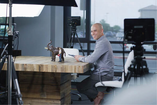 ZDoggMD interviewing Alicia Kurtz on his healthcare podcast