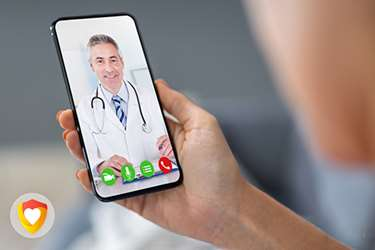 Demand for telehealth system implementation surges during COVID-19 pandemic.