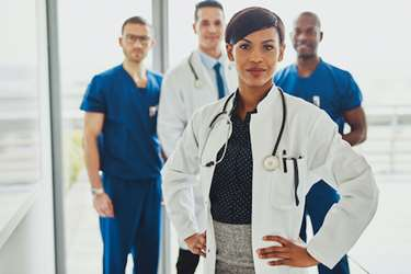 Empowered physicians take charge