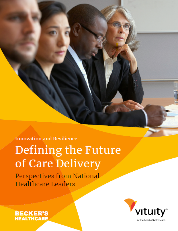 Defining the future of care delivery ebook