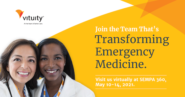 Join the Team that's Transforming Emergency Medicine